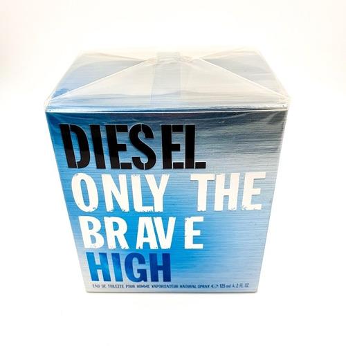 Imagen 1 de 2 de Diesel Only The Brave High Edt 125ml, Asimco / Prestige Parf