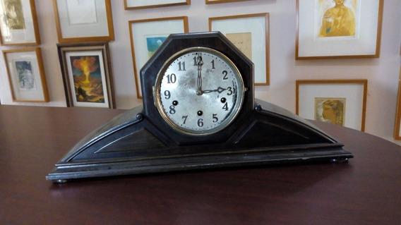 Reloj De Mesa Marca Junghans (ref 614)