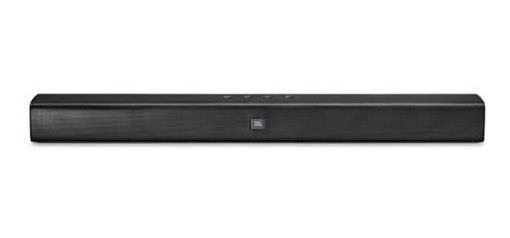 Sound Bar 2 Canais Bluetooth Preto - Jbl