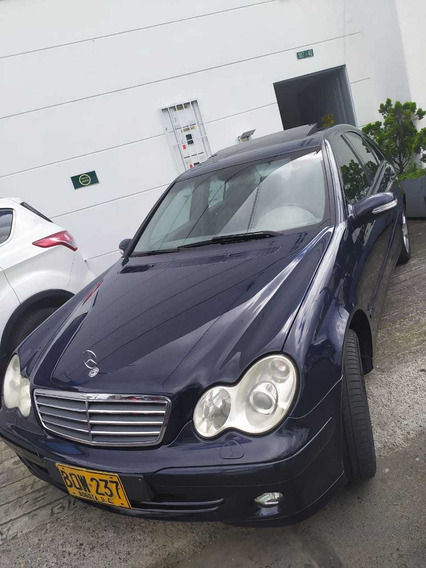 Mercedes Benz C180 Kompressor 2005 Perfecto Estado