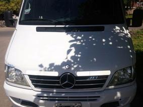 Mercedes Benz Sprinter 2012 Solo Contado