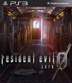 Resident Evil Zero Digital Latino Ps3