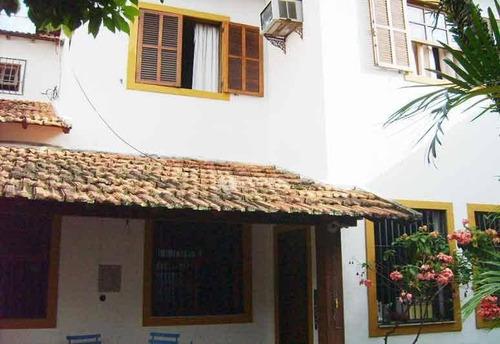 Imagem 1 de 14 de Casa Com 4 Dormitórios À V Enda, 163 M² Por R$ 620.000,00 - Santa Rosa - Niterói/rj - Ca18223