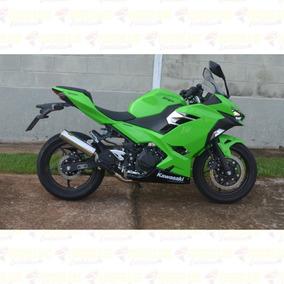 Escapamento Esportivo Full - Kawasaki Ninja 400 2018.4564