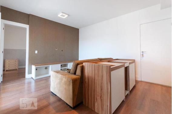 Apartamento No 22º Andar Com 1 Dormitório E 1 Garagem - Id: 892948952 - 248952