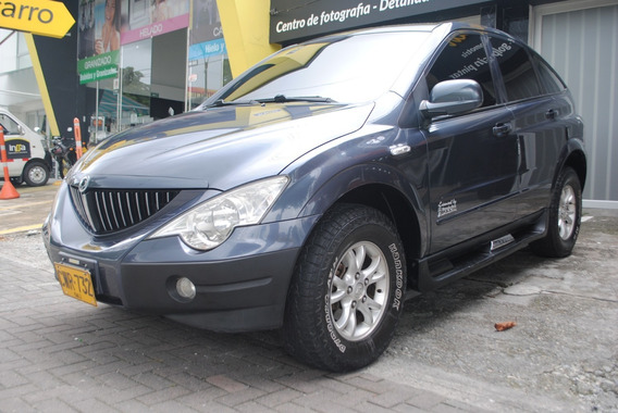 Ssangyong Actyon Diesel 4x4