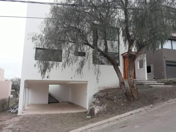 Venta Casa De 3 Dorm. A Estrenar En La Estanzuela - La Calera