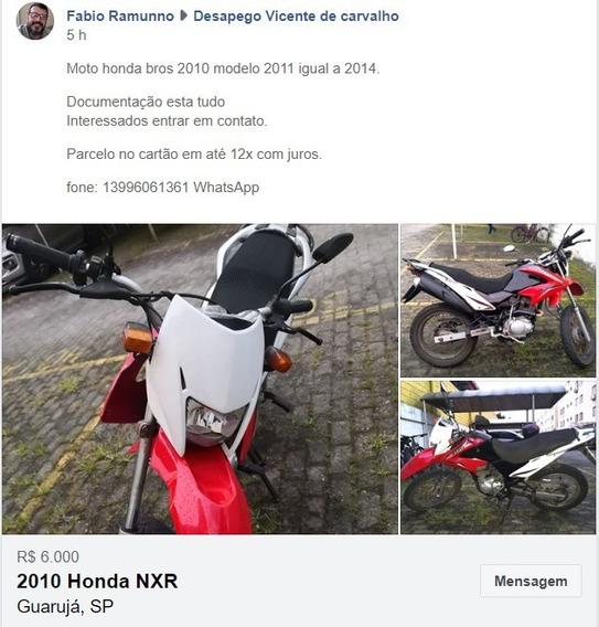 Honda Nxr 150cc