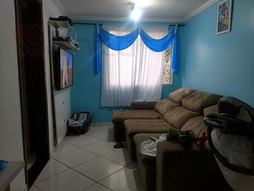 Imagem 1 de 14 de Apartamento Para Venda Com 63 M²   Vila Carmosina  São Paulo Sp - Ap223656v