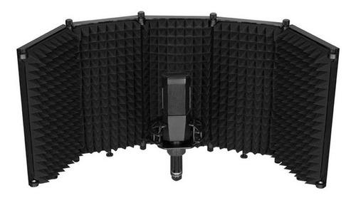 Acústico Panel Filtro De Micrófono De Estudio De 5 Paneles