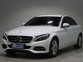 Mercedes-benz C-180 Cgi Avantgarde 1.6 16v Turbo, Azg5376