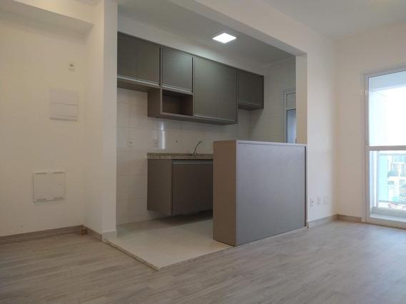 Locação Metro Barra Funda - Apt. Novo 1 Dormitório, Terraço, 1 Vaga - Prédio Novo Lazer Completo! - Ap0608