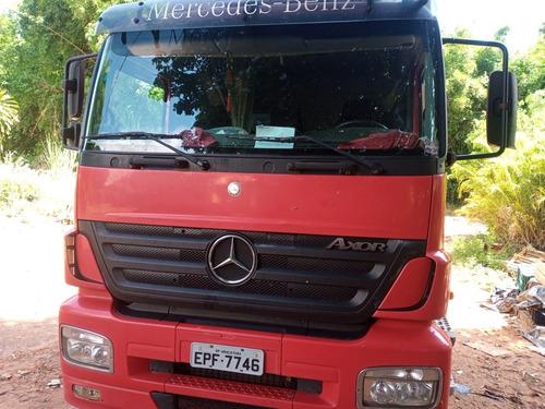 Imagem 1 de 12 de Mercdes Benz Axor 2533