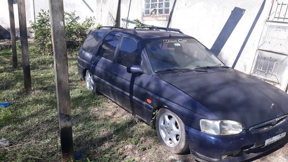 Ford Escort Glx