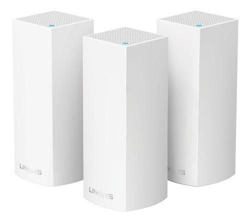 Linksys Velop Sistema Wifi Malla Para Todo El Hogar X 3 Nodo