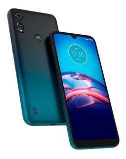 Celular Motorola Moto E6s Xt2053 Dual 32gb 2gb Ram Azul Navy