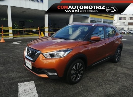 Nissan Kicks Exclusive Id 37450 Modelo 2019