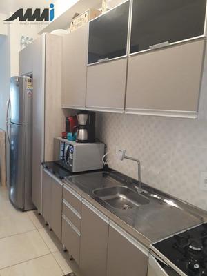Todesco - Apartamento Com 2 Quartos Mobiliado Perto Do Mar - 1487