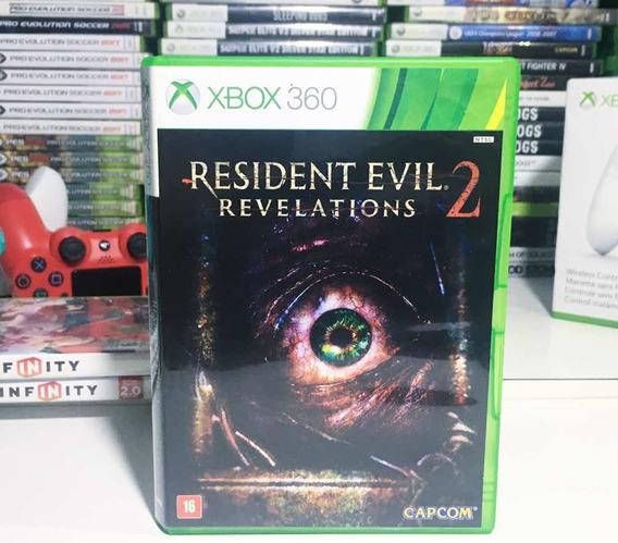 Resident Evil Revelations 2 Original Para Xbox 360