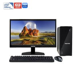Computador Positivo Stilo Ds3550 Celeron 4gb Hd 500gb