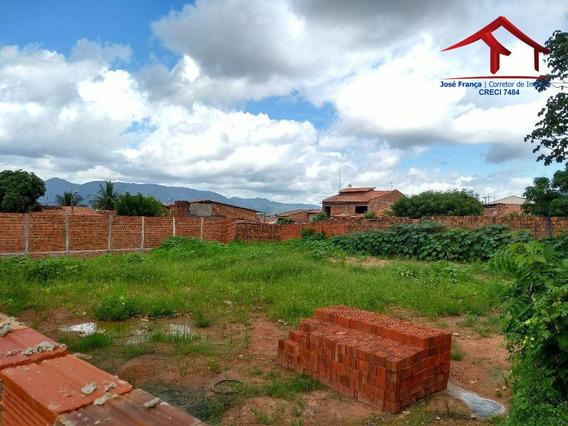 Terreno Para Venda, Próximo A Upa Do Maranguape - Te0005