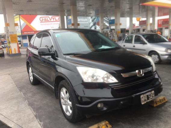 Honda Crv 2008 4x4 At Exl (japon)