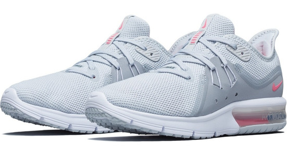 Zapatillas Nike Air Max Sequent 3 Mujer Running