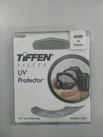 Filtro Original Tiffen Uv Protector 49mm