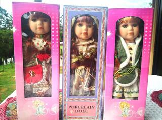 Muñecas De Porcelana.