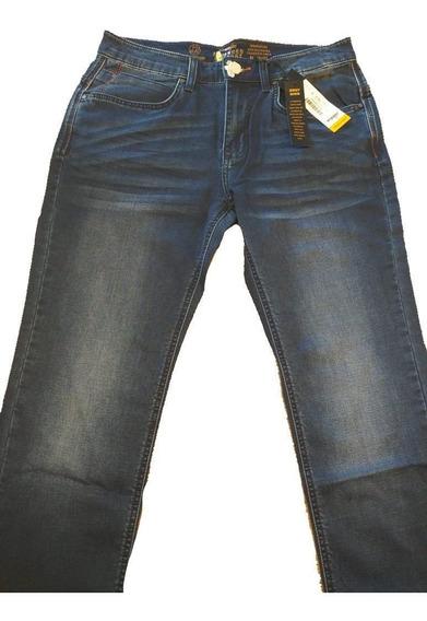Jeans Wrangler Hombre Larston Advanced Extra Comfort