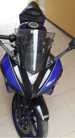 Yamaha Yzf R3 Com Abs 2019