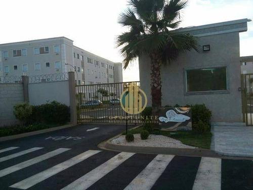 Imagem 1 de 13 de Apartamento Residencial À Venda, Residencial Jequitibá, Ribeirão Preto. - Ap0545