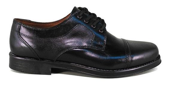 Zapatos Abotinado Cuero Negro Darmaz 71d Hombre Lujandro