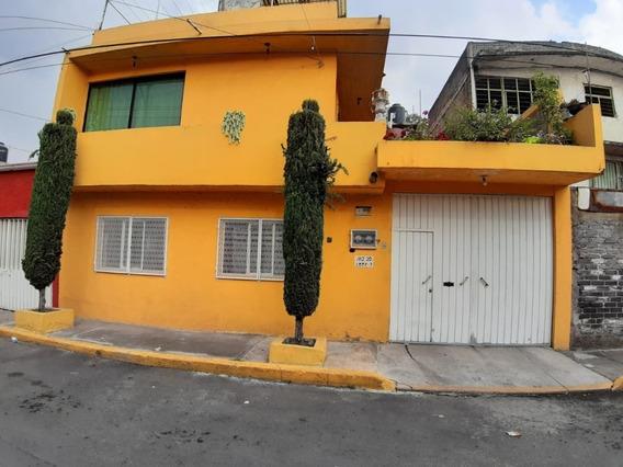 Casa En Venta En Iztapalapa