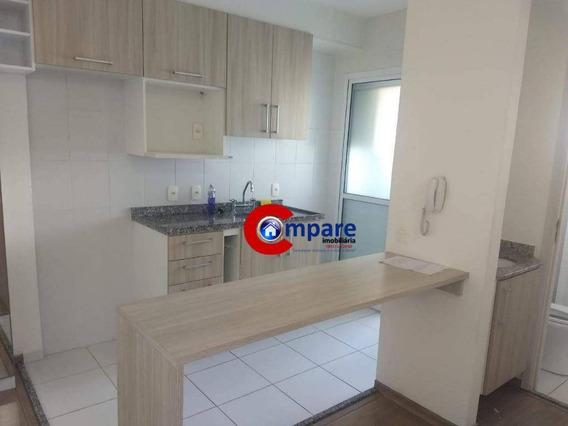 Apartamento Com 1 Dormitório Para Alugar, 30 M² Por R$ 1.297/mês - Gopoúva - Guarulhos/sp - Ap7697