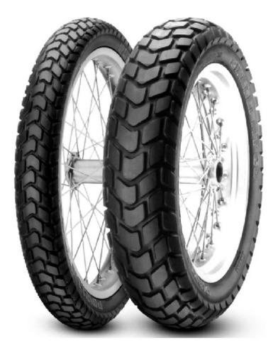 Kit Cubiertas Pirelli 110/80-18 + 80/90-21 Mt 60 Xtz 125 Gm