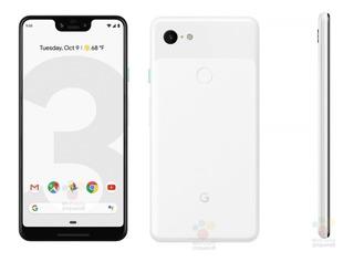 Google Pixel 3 Xl 128gb Blanco Stock Entrega Inmediata