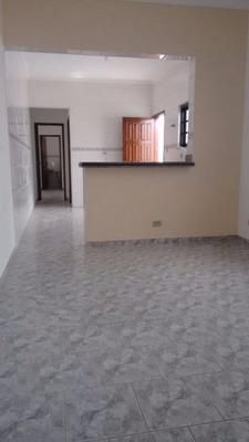 Casa Geminada Nova, Locação Definitiva No Bairro Caiçara Em Praia Grande. - Codigo: Ca0250 - Ca0250