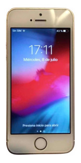iPhone 5 S Mod A1533 - Gold Liberado De Fábrica