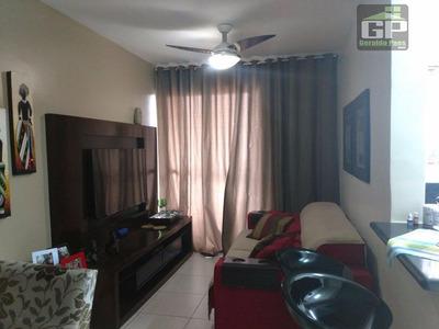 Apartamento Residencial À Venda, Praça Seca, Rio De Janeiro - Ap0318. - Ap0318