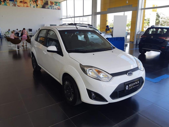 Fiesta 1.6 Rocam Se Sedan 8v Flex 4p Manual