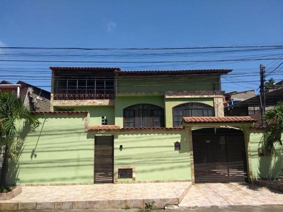 Casa Em Porto Novo, São Gonçalo/rj De 280m² 3 Quartos À Venda Por R$ 650.000,00 - Ca362708