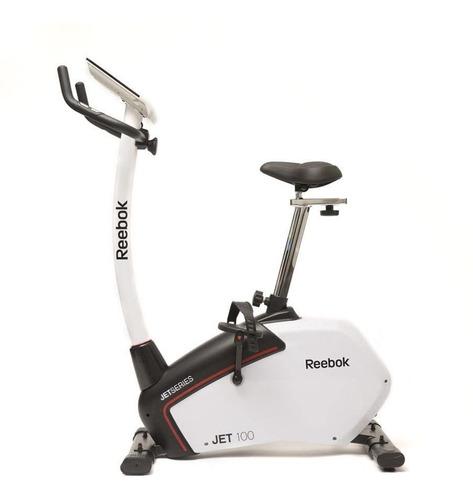 Bicicleta Fija Electromagnetica Reebok Profesional C Monitor