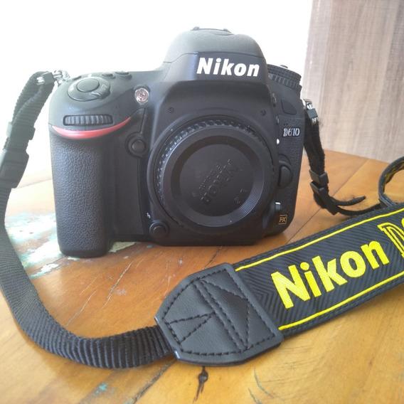 Câmera Nikon D610 Corpo + Brindes