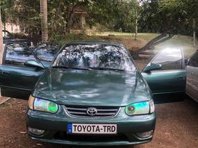 Toyota Corolla Ce Versión Americana