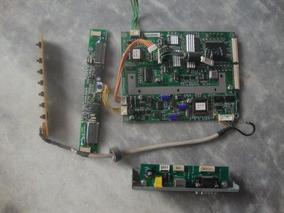 Lote Placas Monitor Sony Cpd-l200 No Estado (leia Descrição)