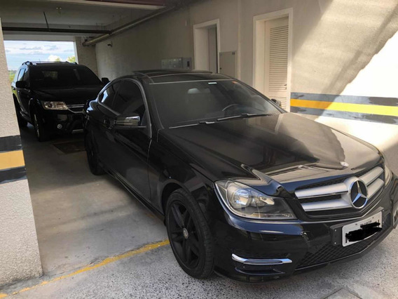 Mercedes-benz Classe C 1.6 Sport Turbo 2p 2014
