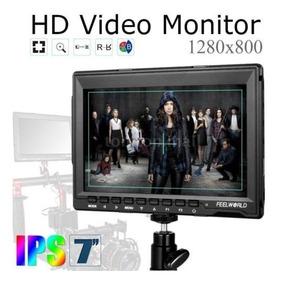 Monitor Dslr Fw-759 Tff Feelworld 7 Hdmi