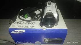 Filmadora Samsung Hmx F900 Hd Zoom Optico 52x