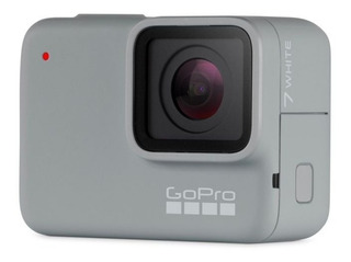 Gopro Hero 7 White 1440p 60 Fps 10mp Sumergible Chdhb-601-rw